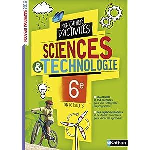 Telechargement Le Cahier D Activites Sciences Et Technologie
