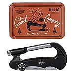 Gentleman 's Hardware Unisex gen110Rucksack Multi Tool, silber