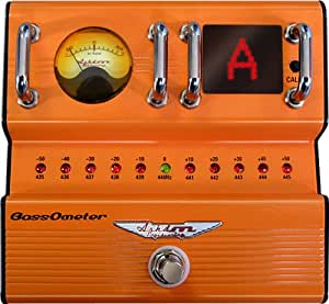 Ashdown Bassometer Bass Stage Tuner Pedal