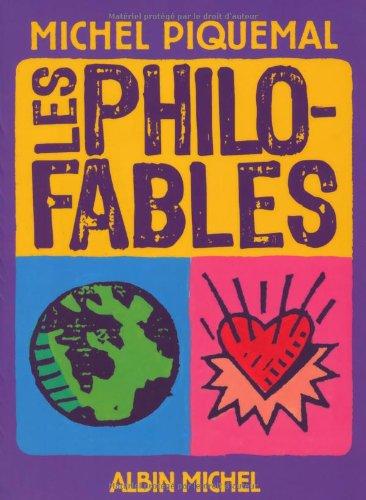 Les philo-fables par Michel Piquemal