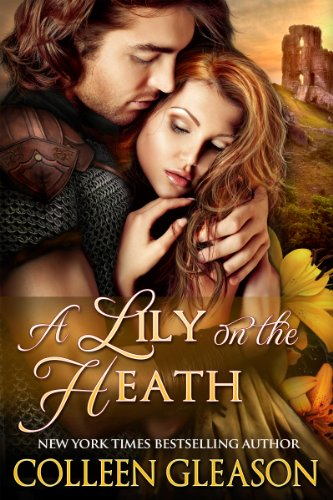 A Lily on the Heath (Medieval Romance) (The Medieval Herb Garden Series Book 4) (English Edition)