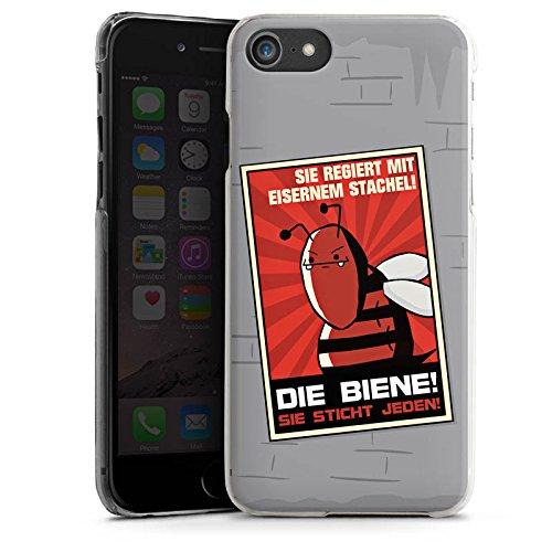 Apple iPhone X Silikon Hülle Case Schutzhülle DirtyWhitePaint Fanartikel Merchandise Poster Propaganda Hard Case transparent