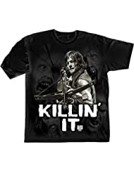 The Walking Dead Killin' It - Camiseta manga corta Hombre