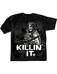 The Walking Dead - T-Shirt - Manches Courtes Homme