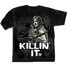The Walking Dead Killin' It - Camiseta manga corta Hombre