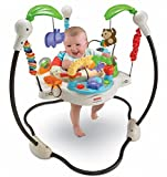 Fisher-Price Luv U Zoo Jumperoo, used for sale  Delivered anywhere in Ireland