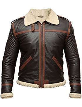 Superior Leather Garments - Chaqueta - trenca - para hombre