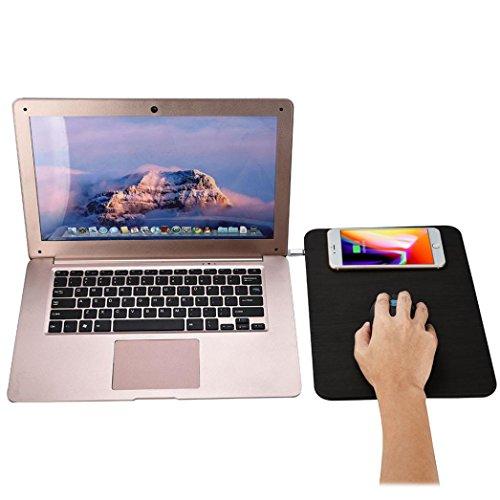 Mamum Matte für den Apfel drahtlosen Maus, ohne qi pad Lade drahtloser für iphone 8/8 plus/x mit Maus-Pad one size Mehrfarben