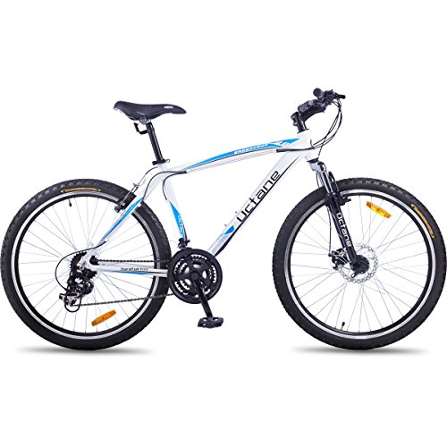 Hero Octane 26T Endevour 21 Speed Adult Cycle (White)