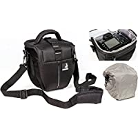 Holster bag Bodyguard Colt M Camera bag with rain cover for all SLR cameras with lenses up to 18cm such as Nikon d3200 d5100 d5200 d3300 d5300 d5500 d7000 d7100 d800 Canon EOS 1200D 1300D 700D 750D 760D
