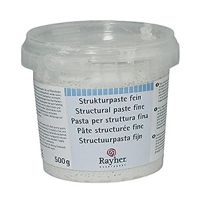 RAYHER Strukturpaste, Dose 500 g