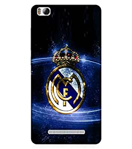 Crown, Blue, League CUP, Amazing Pattern, Printed Designer Back Case Cover for Xiaomi Redmi 4A