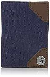 NCAA Alabama University Bi-Fold Wallet, One Size, Navy