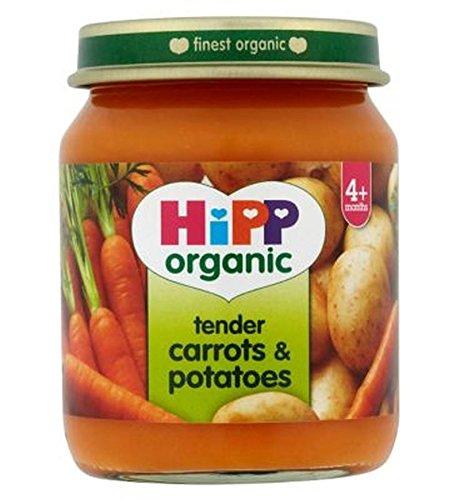 Hipp Organique Tendres Carottes Et Pommes De Terre 4+ Mois 125G