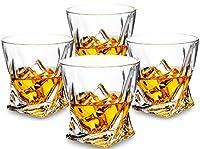 Ce verre a été effectué pour la personne qui sait apprécier les choses subtiles mais beau dans la vie. Le verre est simple et élégant qui complètent votre whisky préféré. Il est fait de cristal complètement transparent et sans plomb, ce qui apporte u...