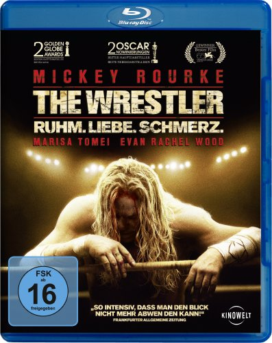 STUDIOCANAL The Wrestler [Blu-ray]