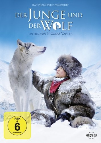 Bild von Der Junge und der Wolf