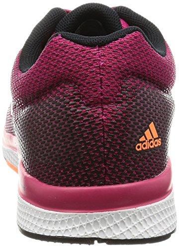 adidas Mana Bounce 2 W Aramis, Scarpe da Ginnastica Donna Rosa (Rosfue/Plamet/Narbri)