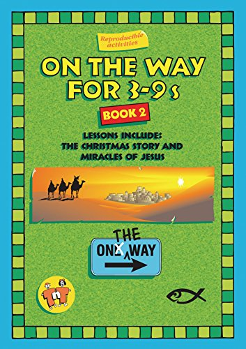 On the Way 3-9's - Book 2