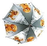 Ombrello cucciolo di cane XXL 100cm Grigio Golf ombrellone Umbrella