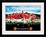 "GB eye Ltd, Manchester United, Legends, Framed Photographic, (16x12"")"