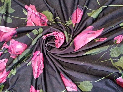 DD UP Robe de bal Polka Vintage pin-up à 'Audrey Hepburn' 50's 60's Rockabilly Halter,dos nu, à pois/fleur/unicolore Black