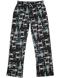 BIG & TALL Star Wars Darth Vader Hommes Pantalon d'automne / pyjama d'hiver