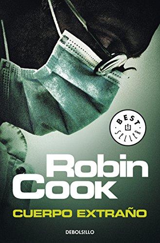 Resultat d'imatges de Cuerpo extraño, de Robin Cook