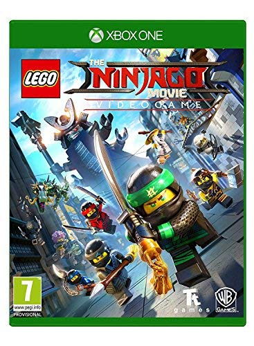 The Lego Ninjago Videogame - Xbox 1