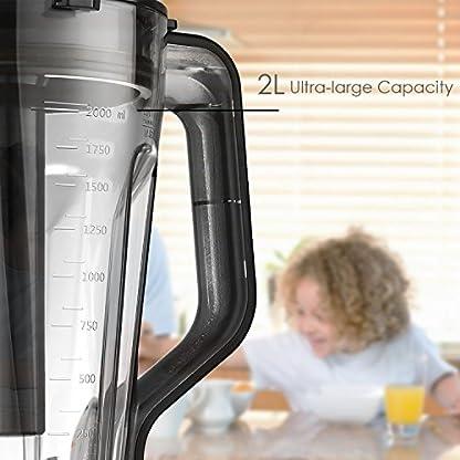 Aicok-Standmixer-1500W-32000-Umin-2l-Tritan-Behlter-ohne-BPA-Smoothie-Maker-Smoothie-Blender-Schleifer-und-Eis-Zerkleinerungsmaschine-Selbstreinigung-und-LED-Anzeige