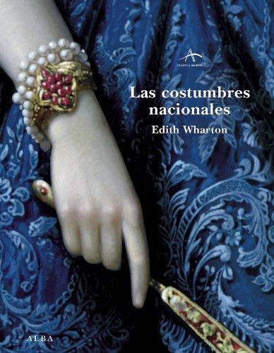 Las costumbres nacionales (Clásica Maior) (Spanish Edition)