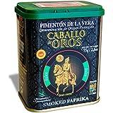 Caballo de Oros - Pimentón de la Vera dulce D.O.P. Lata de 75 gr.