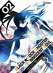 Black Rock Shooter Innocent Soul Edition simple Tome 2