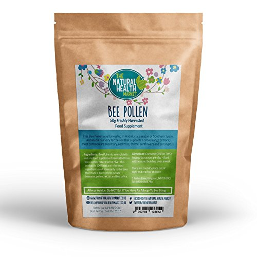 bee-pollen-granules-50g-by-the-natural-health-market-o-spanish-bee-pollen-powder-is-a-complete-whole