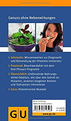 Histamin-Intoleranz (GU Gesundheits-Kompasse)