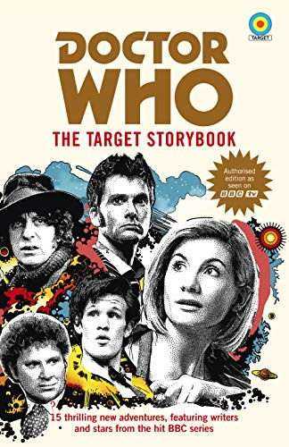 Doctor Who: The Target Storybook (2019)