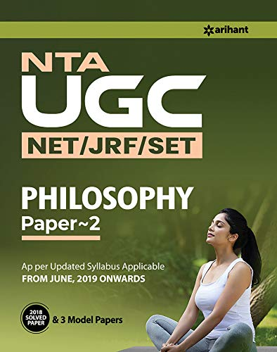 NTA UGC (NET/JRF/SET) Philosophy