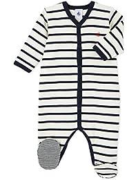 Petit Bateau Baby Boys' Metal Sleepsuit