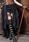 Dark Dreams Gothic Mittelalter LARP Rock Black Mamba - 5