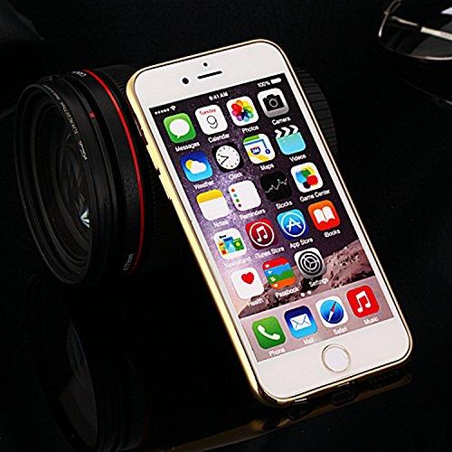 iPhone Case Cover IPhone 6 6S cas, coloré Electroplate bowlder motif TPU Soft cas en caoutchouc Silicone Skin Cover cas pour IPhone 6 6S ( PATTERN : 3 , Size : IPhone 6 6S ) 2
