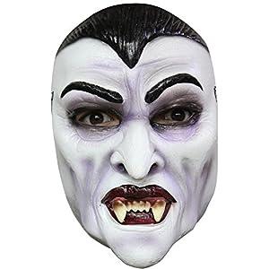 Générique-mahal644-Máscara Dracula látex Adulto-Talla única