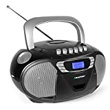 Blaupunkt Boombox B 110 PLL, children's CD player, audiobook function and USB