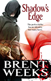 Shadow's Edge: Book 2 of the Night Angel