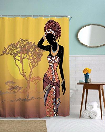 amonamour-naranja-amarillo-antecedentes-silueta-de-mujer-africana-tradicional-en-el-desierto-impresi