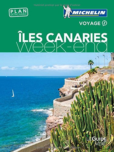 Guide Vert Week-End Iles Canaries Michelin