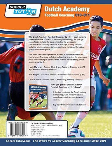 Zoom IMG-2 dutch academy football coaching u10