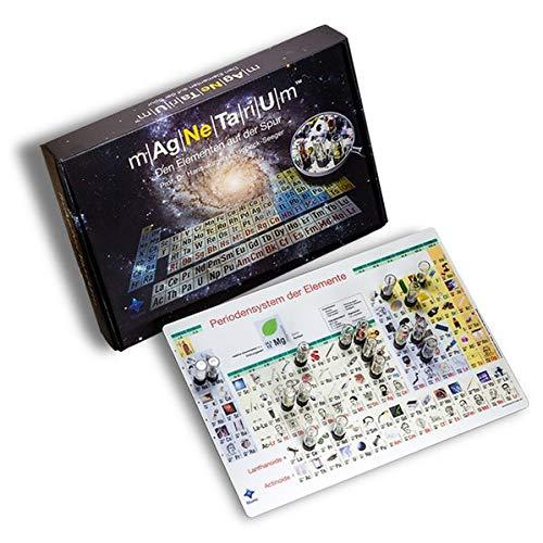 Magnetarium: Den Elementen auf der Spur