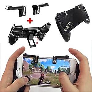 LanLan Controller Handy Joystick Griff Halter Shooter für PUBG