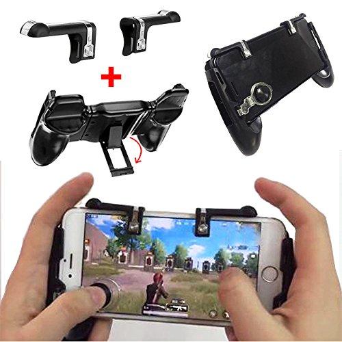 Ocamo Controller Handy Gaming Joystick Griff Halterung Shooter für pubg