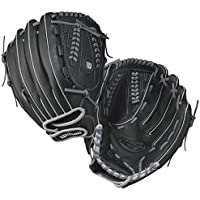 "Only Sports Gear Wilson A360 - Guante de softball (13""), color negro"